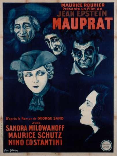 Mauprat poster