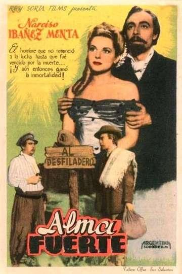 Almafuerte poster
