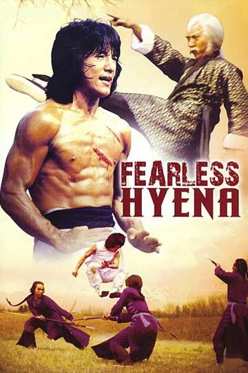 Fearless Hyena poster