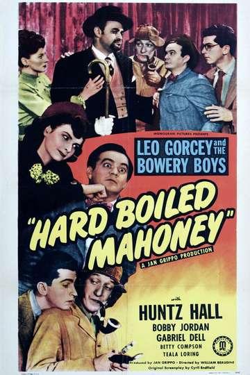 Hard Boiled Mahoney