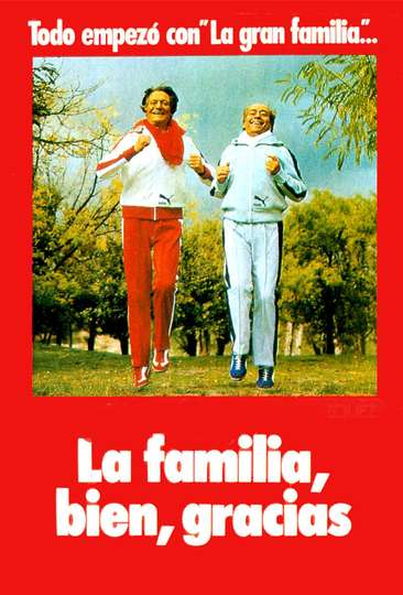 La familia bien, gracias poster
