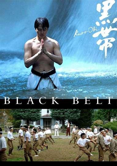 Black Belt poster