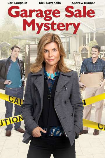 Garage Sale Mystery poster
