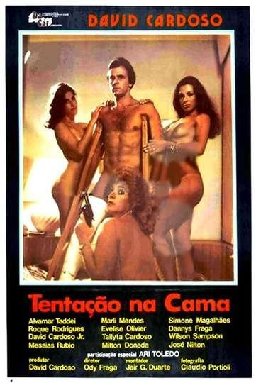 Tentação na Cama poster