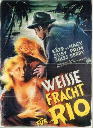 French White Cargo poster