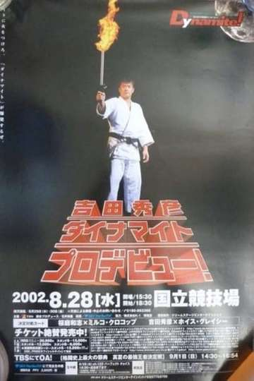 Pride Shockwave 2002 poster
