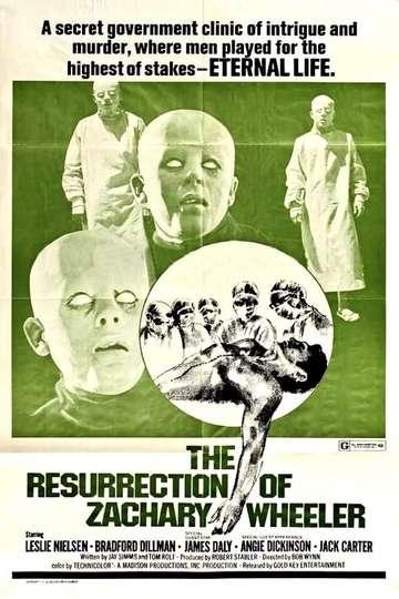 The Resurrection of Zachary Wheeler poster