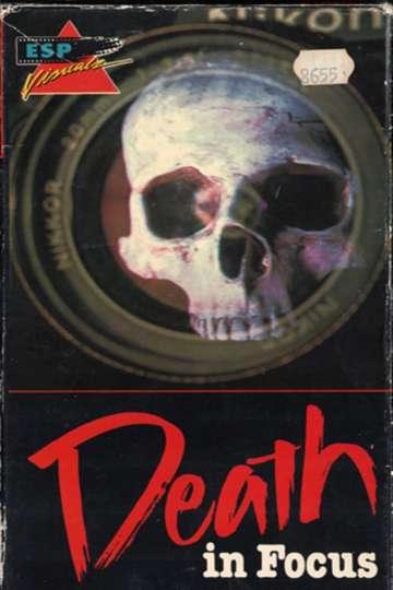 Death in Focus poster