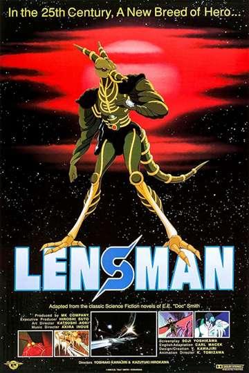 Lensman: Secret of the Lens