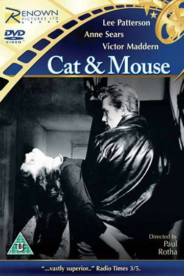 Cat & Mouse poster