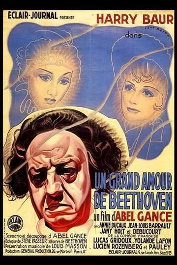 Beethoven's Great Love poster