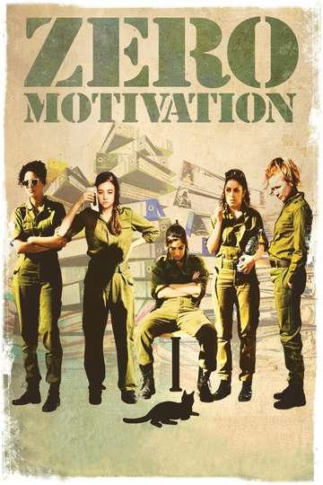 Zero Motivation poster