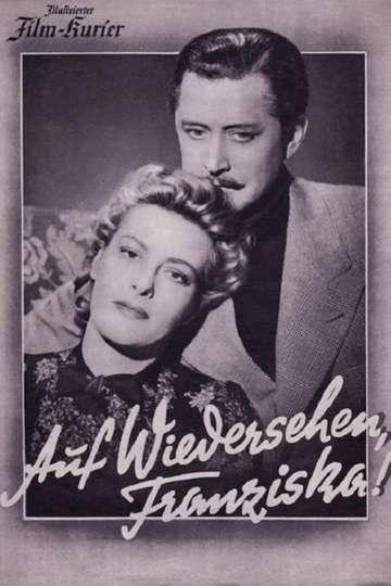 Goodbye, Franziska poster