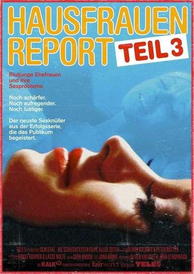 Hausfrauen-Report 3 poster