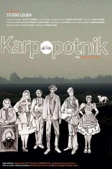Karpotrotter poster