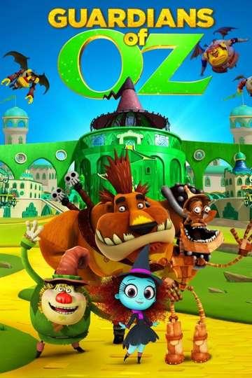Wicked Flying Monkeys poster