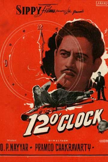 12 O'Clock poster