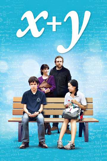 X+Y poster