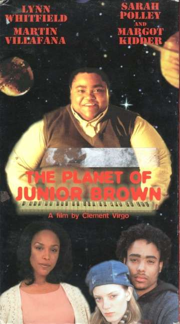 The Planet of Junior Brown poster