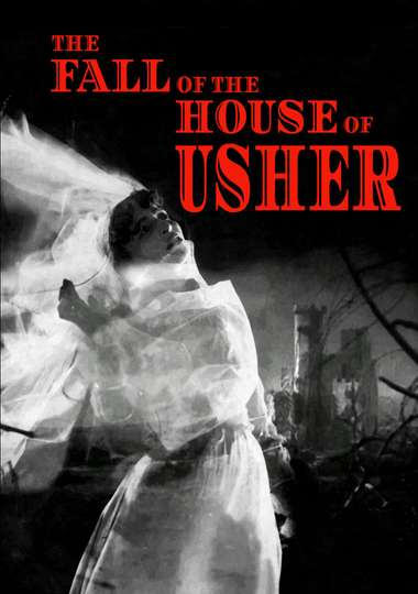 The Fall of the House of Usher poster