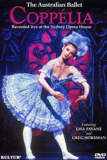 The Australian Ballet: Coppélia poster