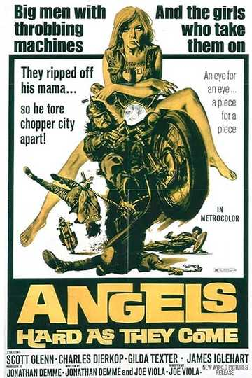 Angels Hard as They Come Poster