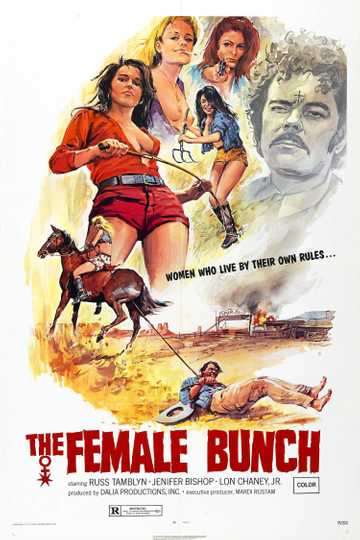 The Female Bunch Poster