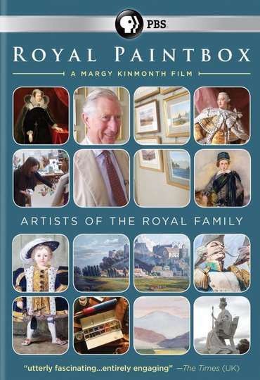 Royal Paintbox poster