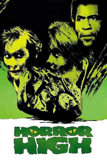 Horror High poster