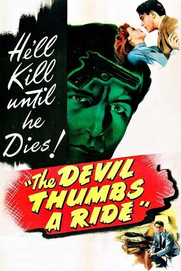 The Devil Thumbs a Ride poster