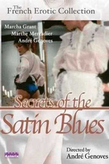 Secrets of the Satin Blues poster