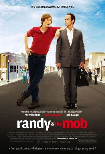 Randy & the Mob poster