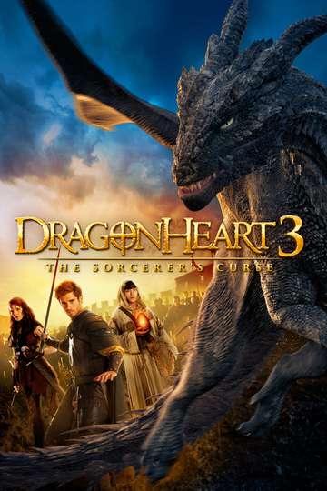 Dragonheart 3: The Sorcerer's Curse poster