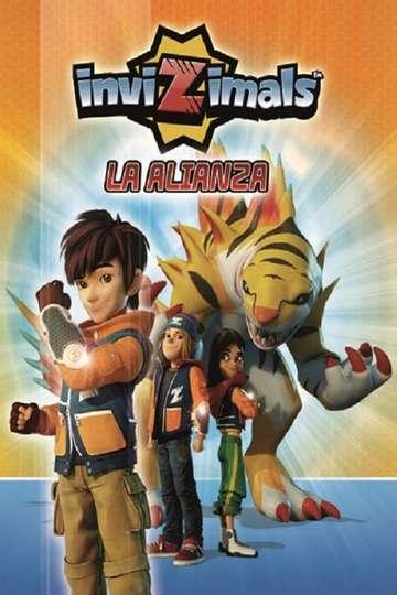 Invizimals: The Alliance poster
