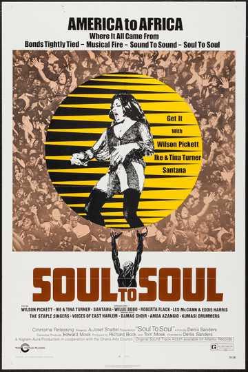 Soul to Soul Poster