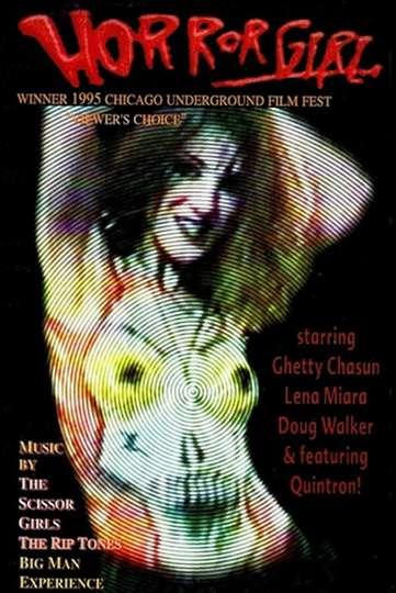 HorrorGirl poster