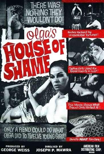 Olga's House of Shame poster