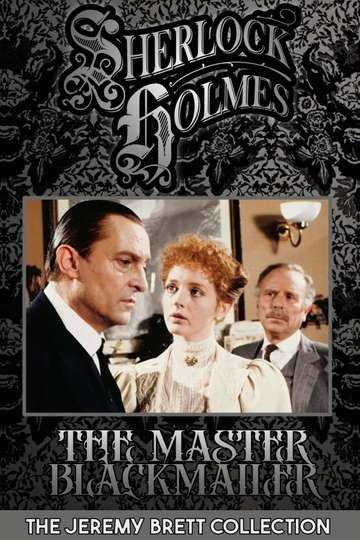 The Master Blackmailer poster