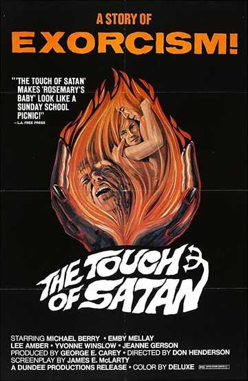 The Touch of Satan Poster