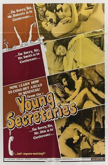 The Young Secretaries poster