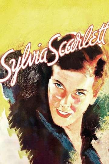 Sylvia Scarlett poster