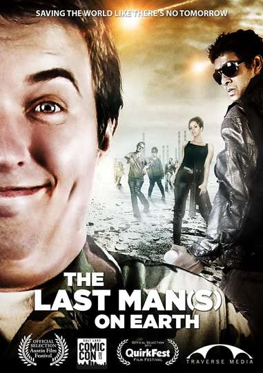 The Last Man(s) on Earth poster