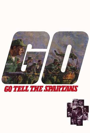 Go Tell the Spartans poster