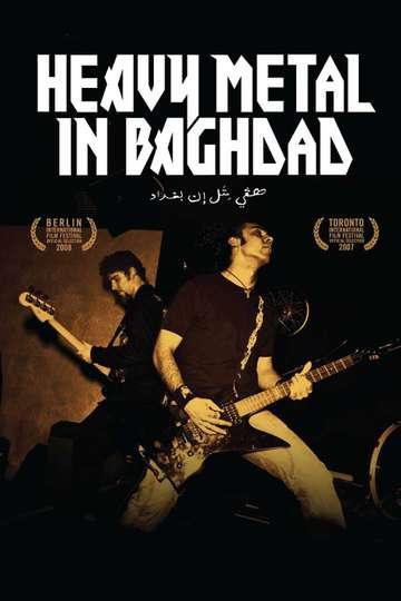 Heavy Metal in Baghdad poster