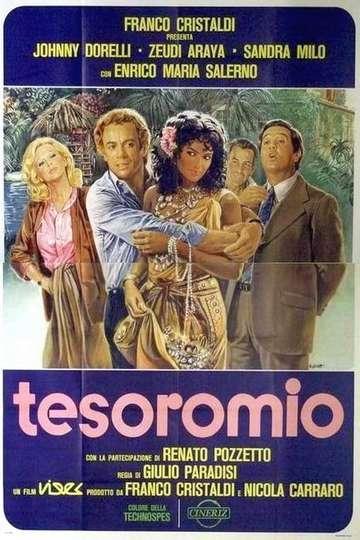 Tesoromio poster