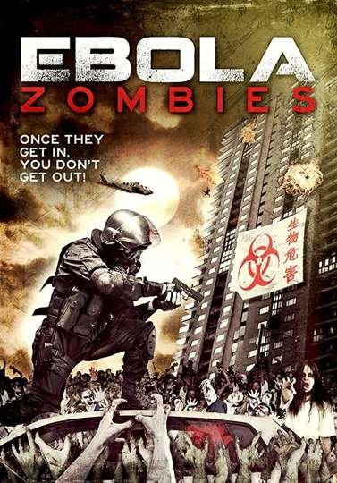 Ebola Zombies poster