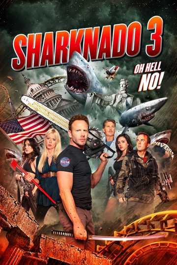 Sharknado 3 Stream