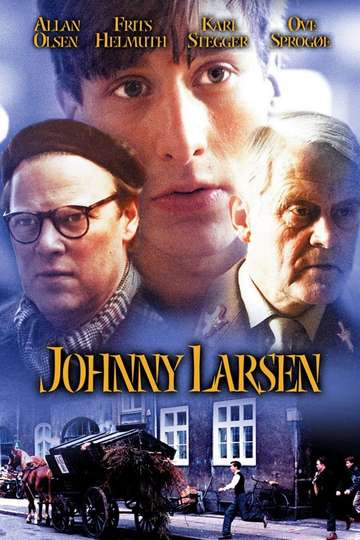 Johnny Larsen poster