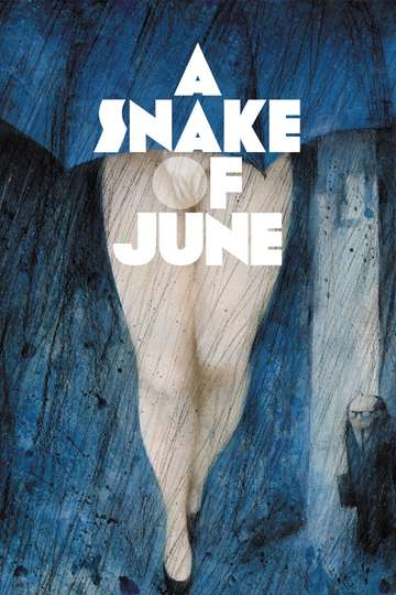 A Snake of June poster