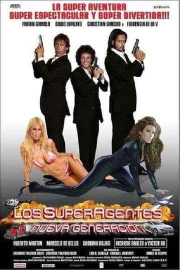 Los Superagentes, la nueva generación poster